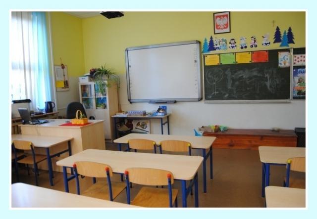 Sala dla klas I-III